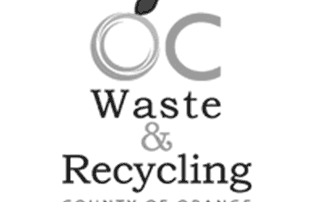 Orange County Waste & Recycling Logo