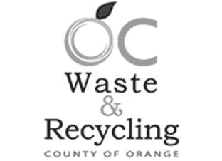 Orange County Waste & Recycling Logo