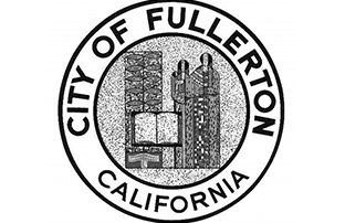 City of Fullerton California Logo