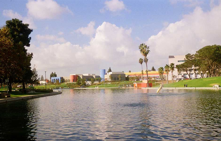 Belvedere Lake Los Angeles