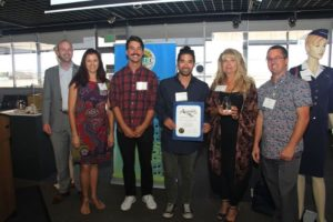 AquaBio awarded for innovation by SEED.